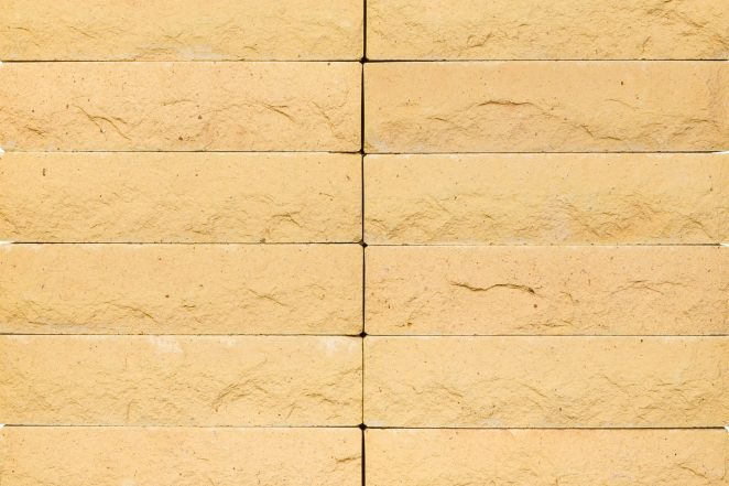Terca Safari Rockface ceramic bricks from Aseri plant (Estonia)