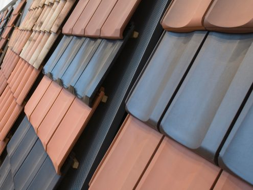 Rooftiles showroom Londerzeel